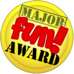 Gluddle received a Major Fun Award by Majorfun.com